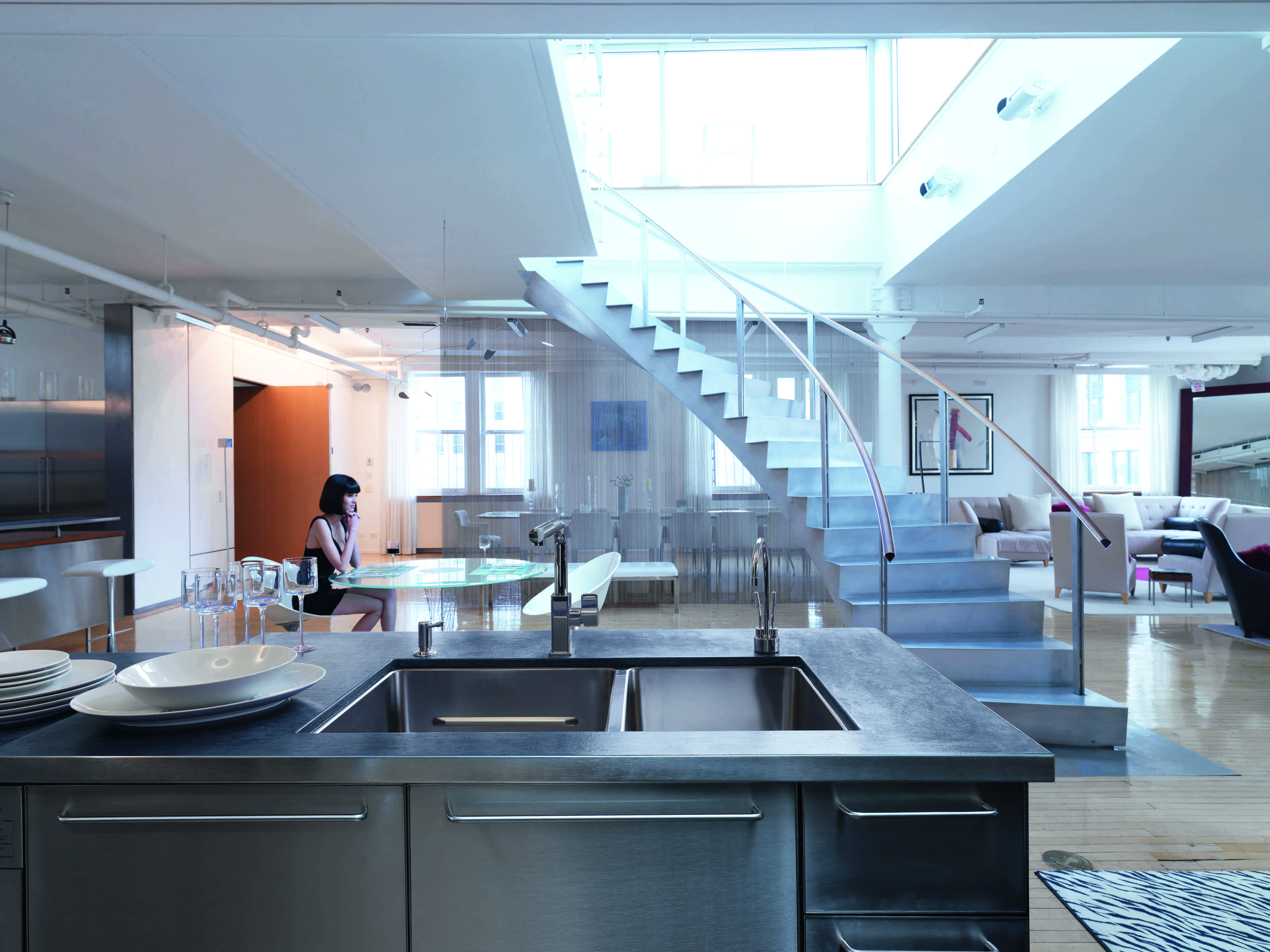 Decorex Showcases Changing Role Of Kitchen In The Home Leading Architecture Design