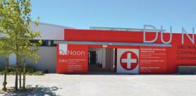 The newly built Du Noon Community Health Centre by Martin Kruger Associates