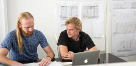 Brothers in law Erik Janse van Rensburg and Eric van den Berg launched Wauw Architectural and Urban Workshop in 2013