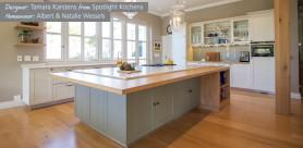 Tamara Karstens from Spotlight Kitchens a finalist in Ceasarstone Kitchen of the Year