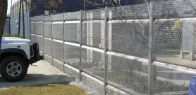 Mentis Expanded Metal plays an integral role in the success of the Spear Fencing system.