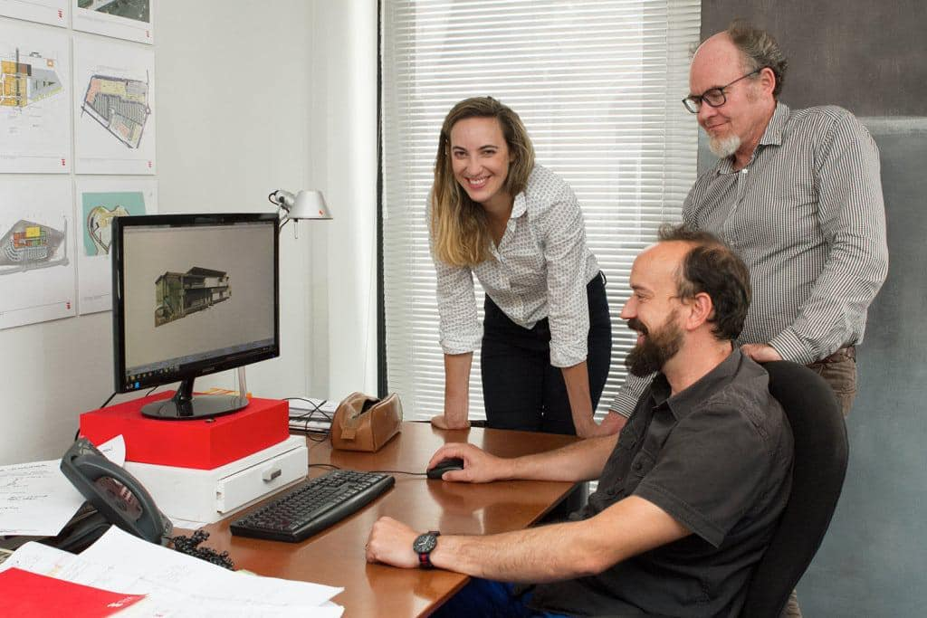 Technology will change the SA architectural industry radically