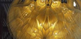 Willowlamp completes large order of chandeliers