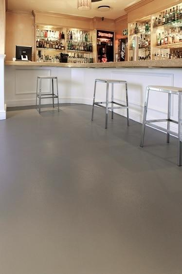 A Newcomer To South Africa S Paint Industry Is This Attractive Long Lasting Cement Floor
