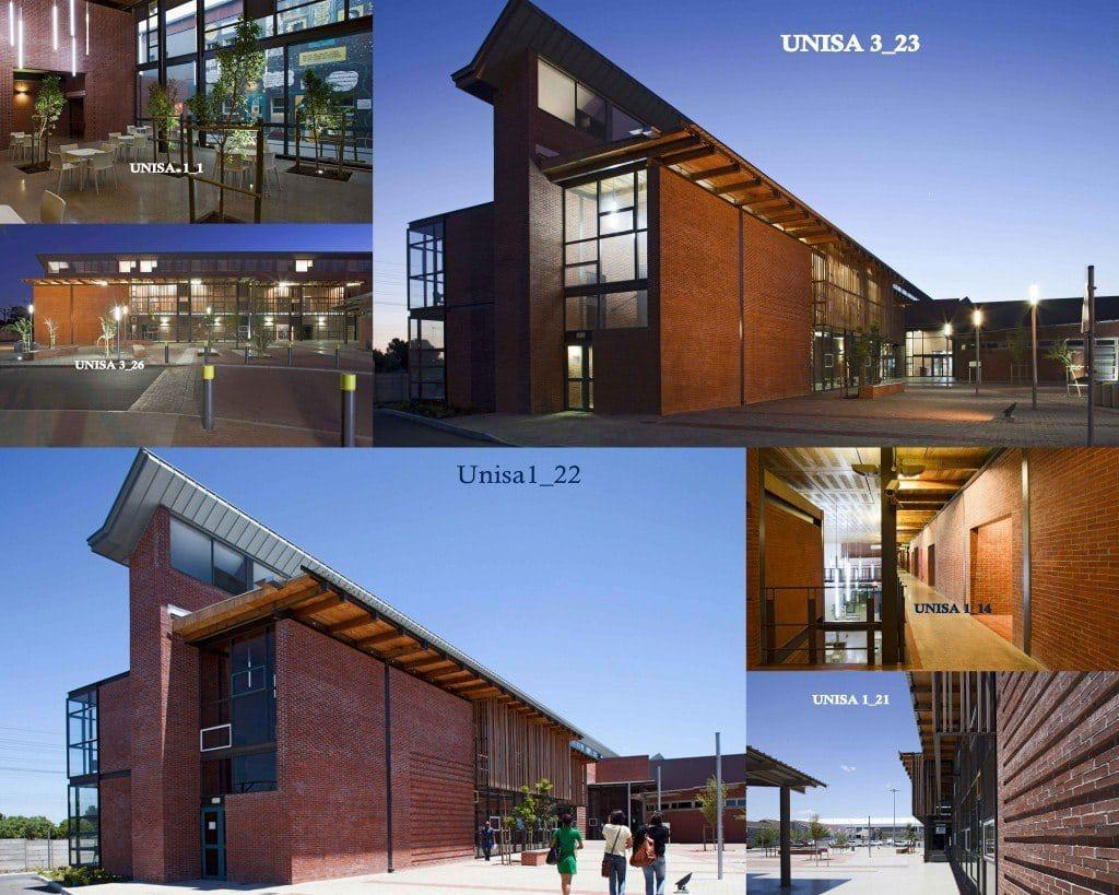 Unisa collage email