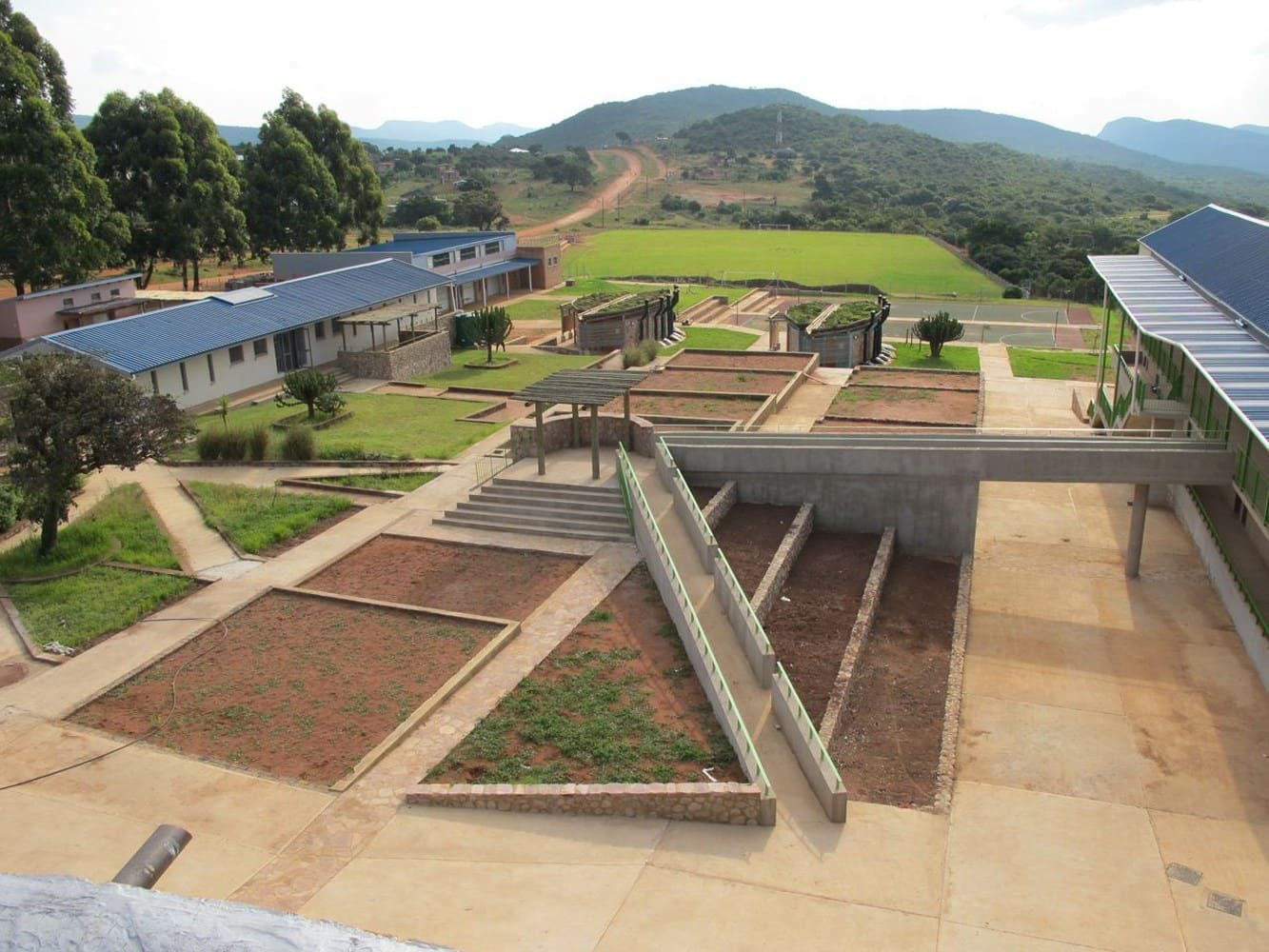 architects african schools south coast east africa architecture architectural secondary rural award sustainable vele environmental designed three feature limpopo areas