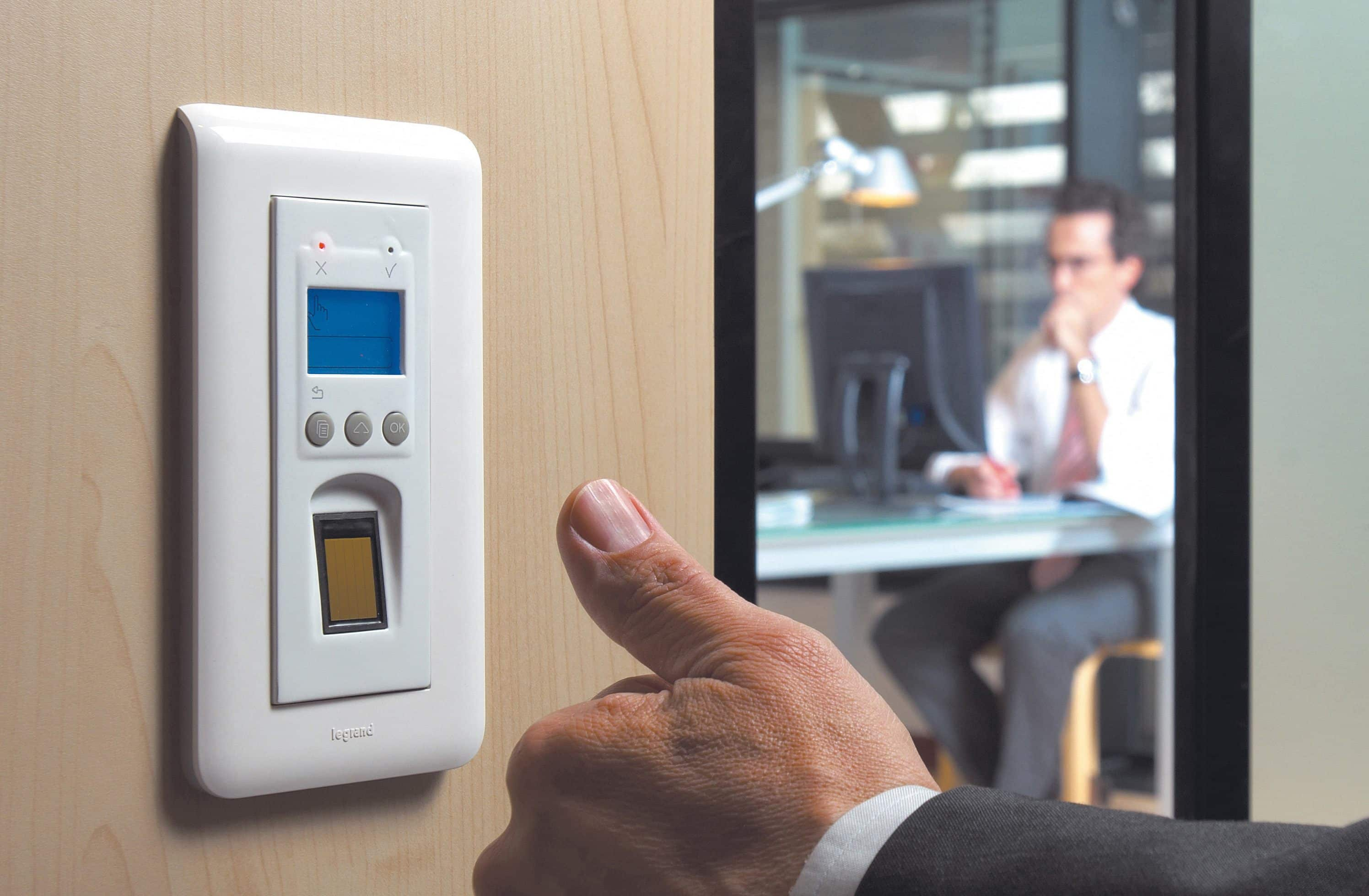Legrand S Access Control Solutions Leading Architecture