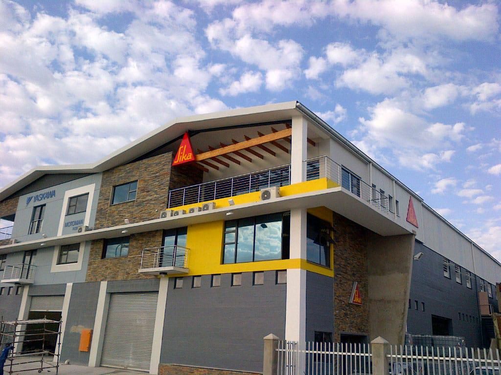 Sika Port Elizabeth new premises