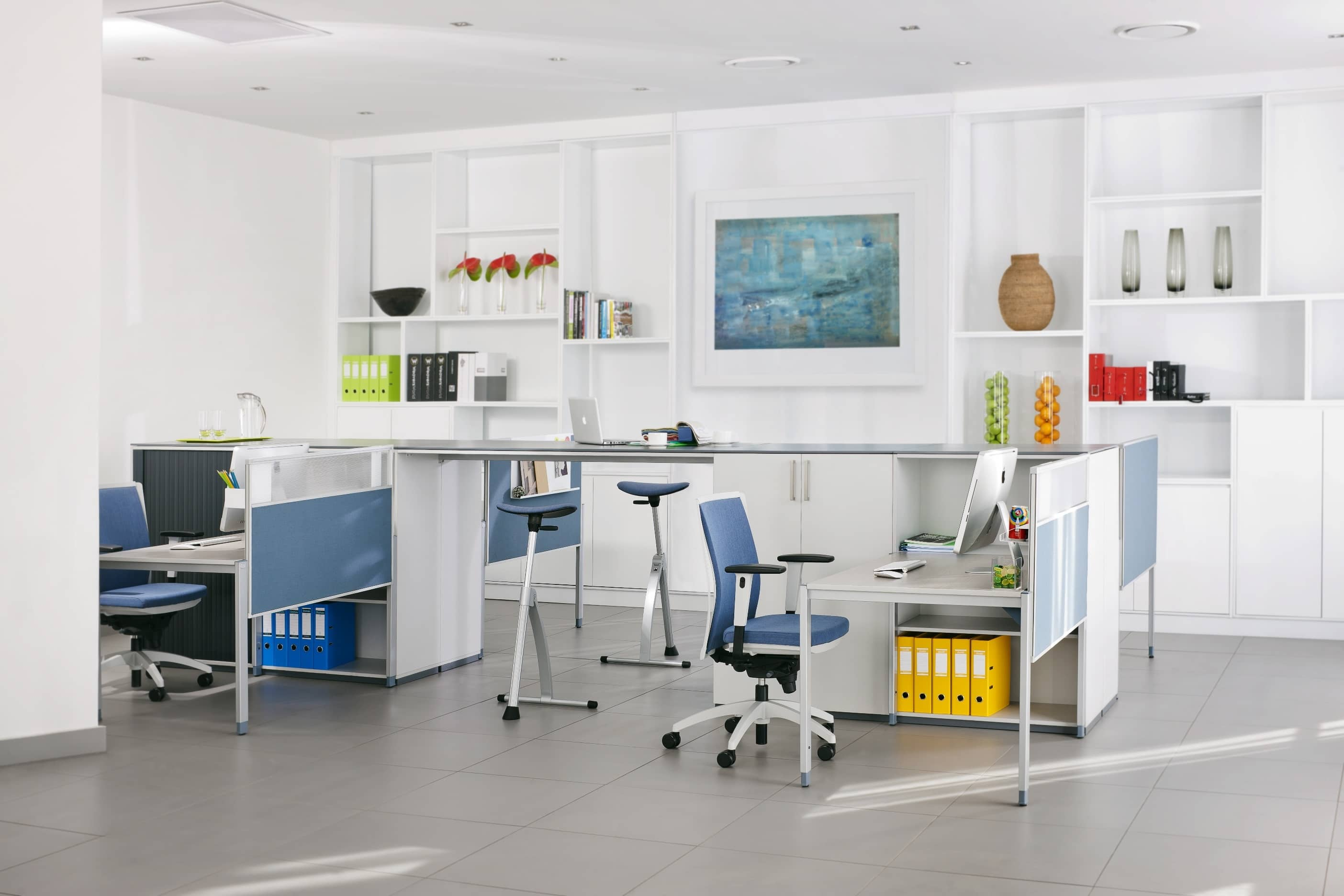 How gen y is transforming office environments leading for Design office environment