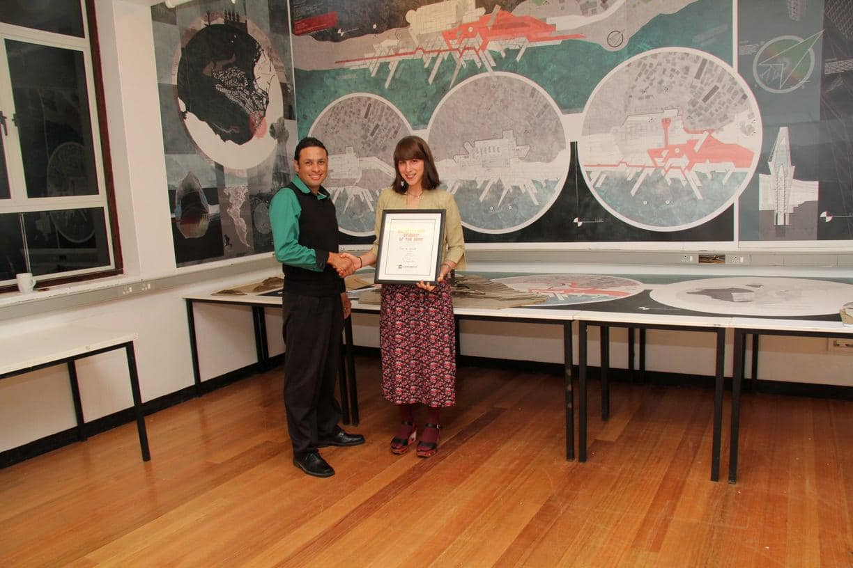 university of cape town s corobrik architectural student of the year