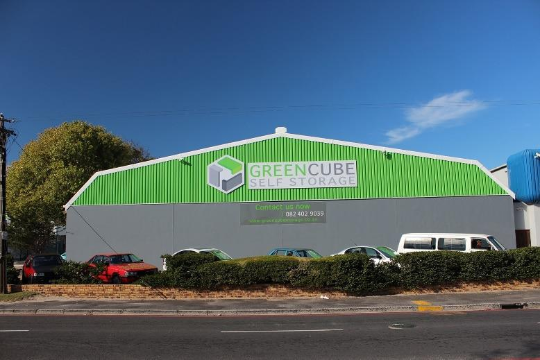 GreenCube Self Storage