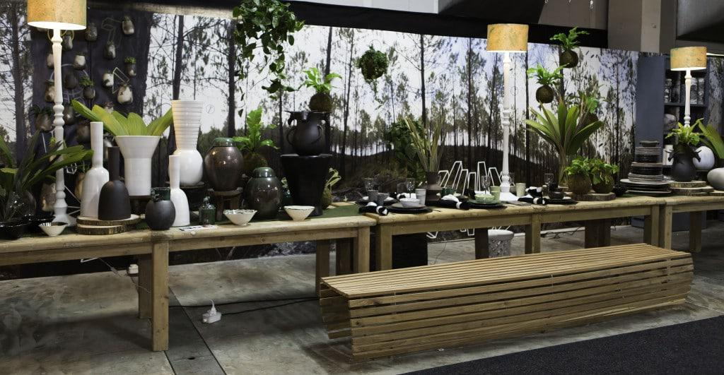 Art in the Forest at 100% Design South Africa 2014