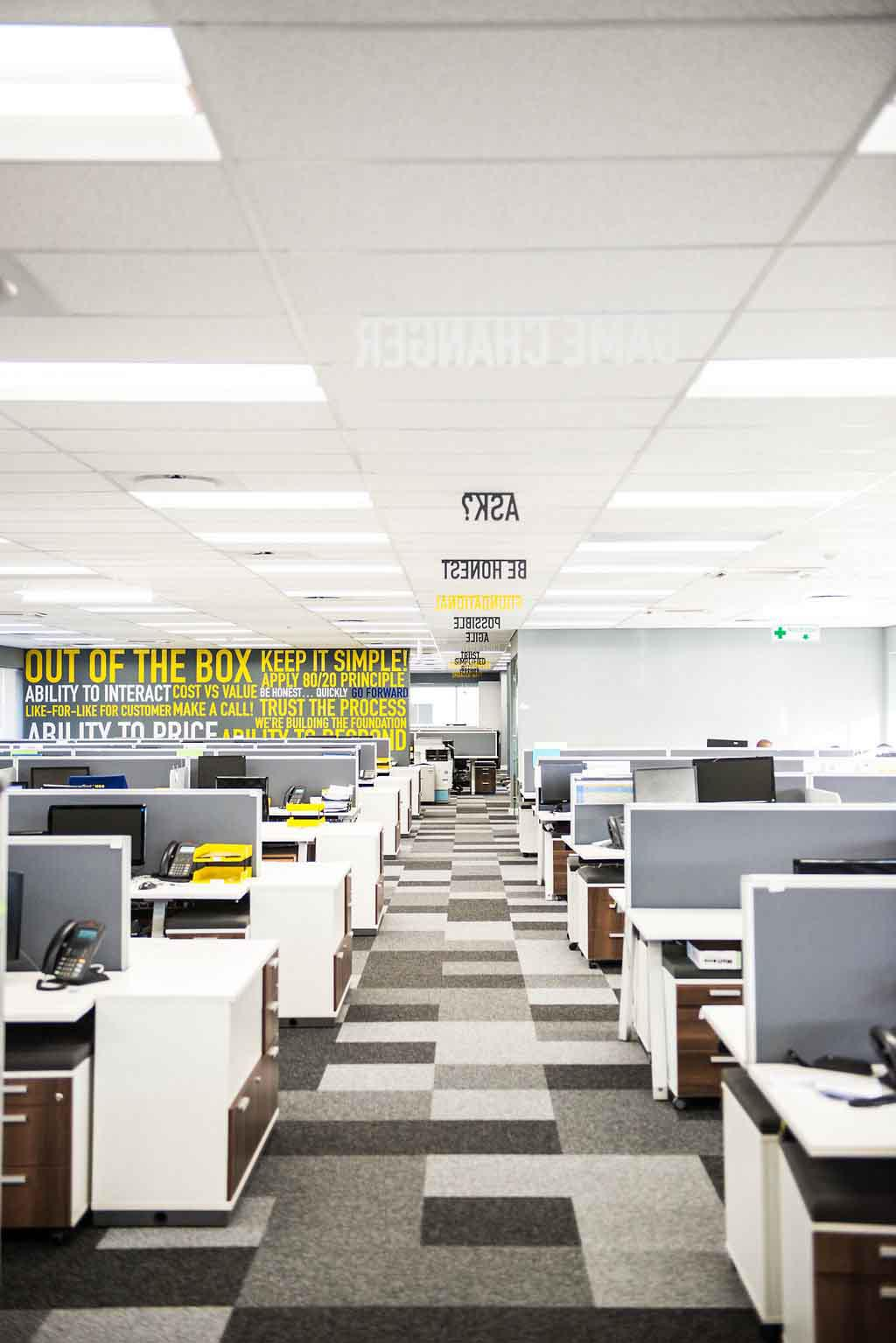 santam gives offices a green refurb leading architecture design