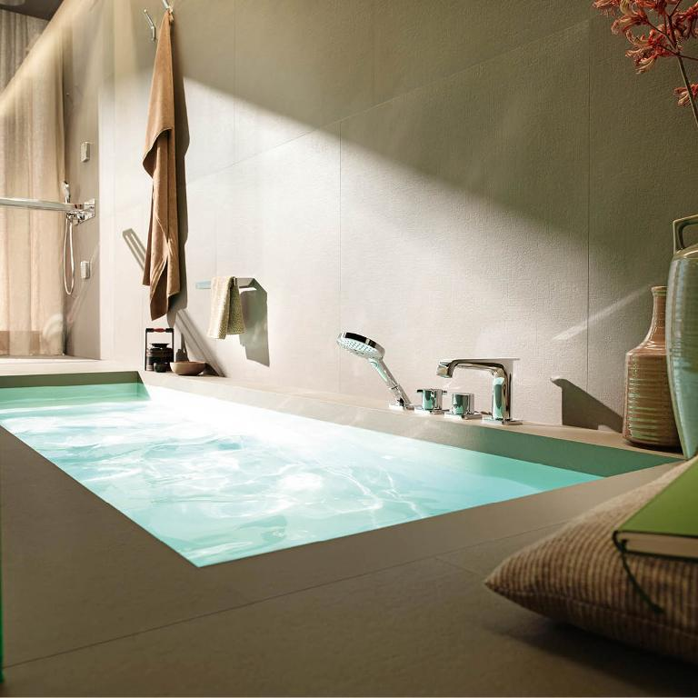 Axor Citterio E taps and mixers from Hansgrohe Africa