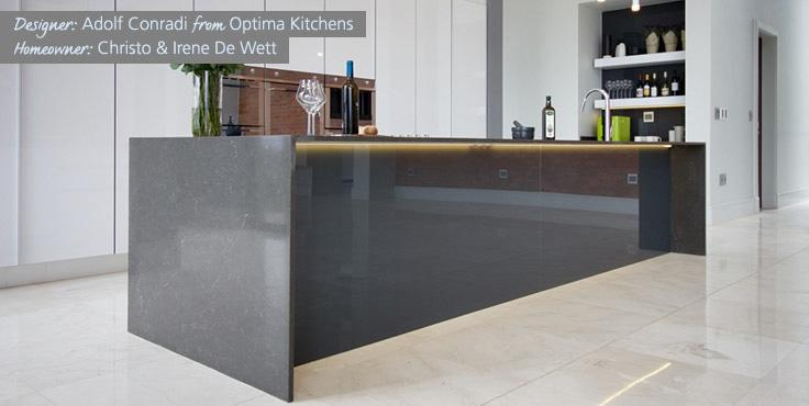 Adolf Conradi from Optima Kitchens a finalist in Ceasarstone Kitchen of the Year