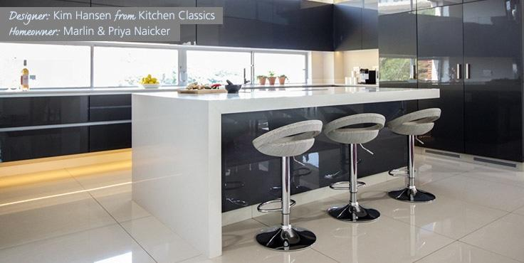 Kim Hansen from Kitchen Classics a finalist in Ceasarstone Kitchen of the Year
