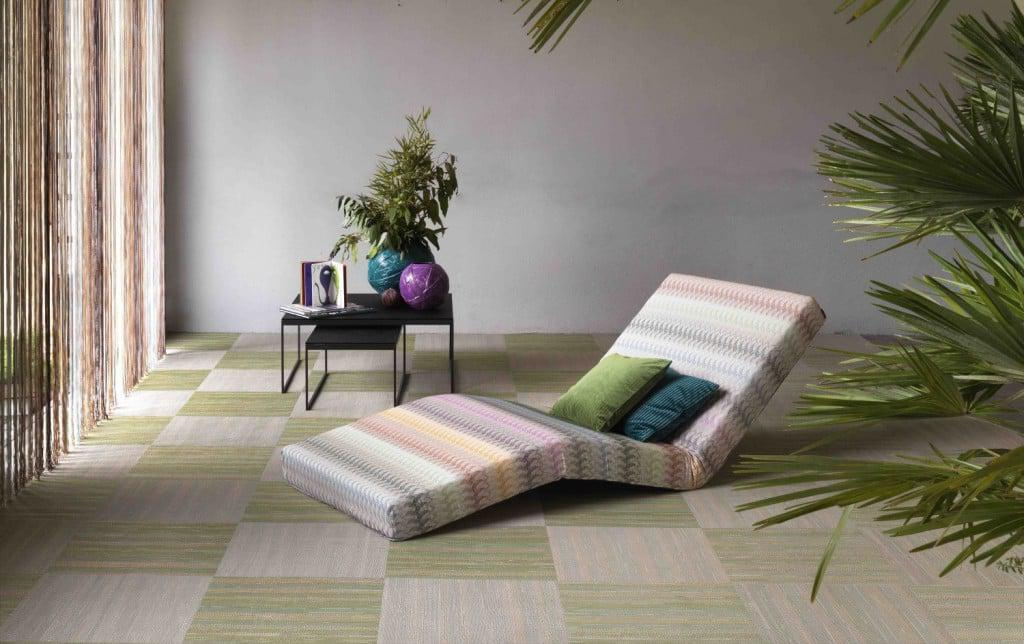 KBAC Flooring has been appointed sole South African distributors for the extensive range of woven vinyl floor coverings produced by the internationally acclaimed Swedish flooring company, Bolon.