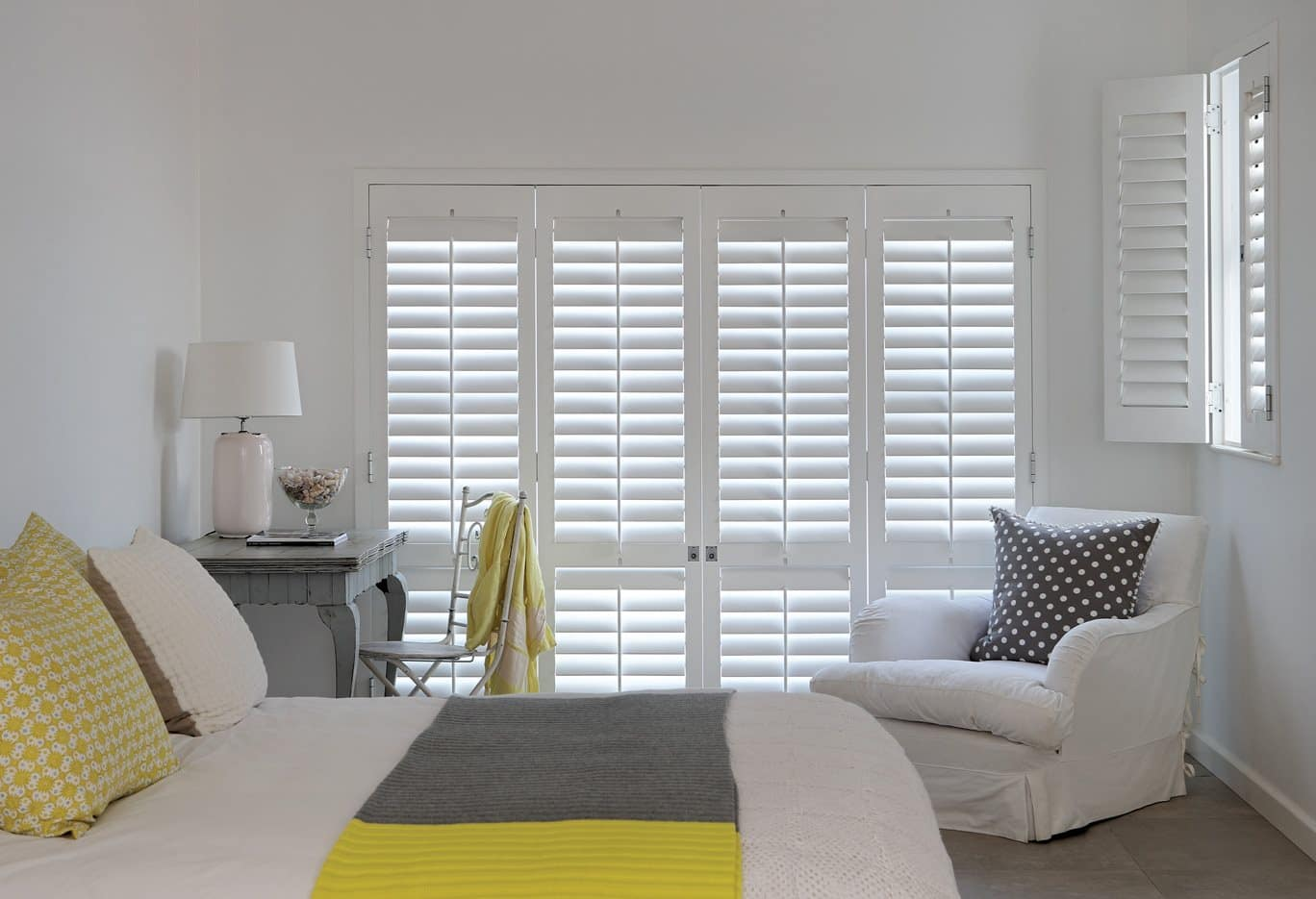 Plantation Shutters Add Aesthetic Appeal Plus Value To A
