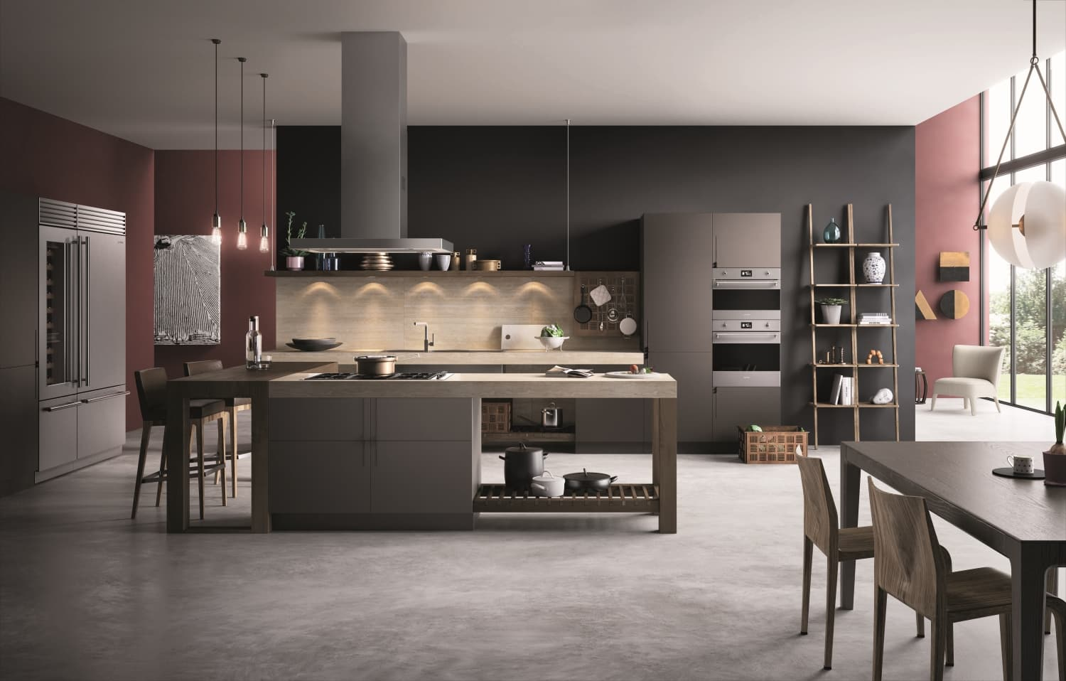 Smeg launches new range of kitchen appliances for Decoracion de cocinas