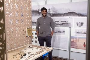 Vedhant Maharaj is the winner of the 2015 Corobrik Architectural Student of the Year Awards.
