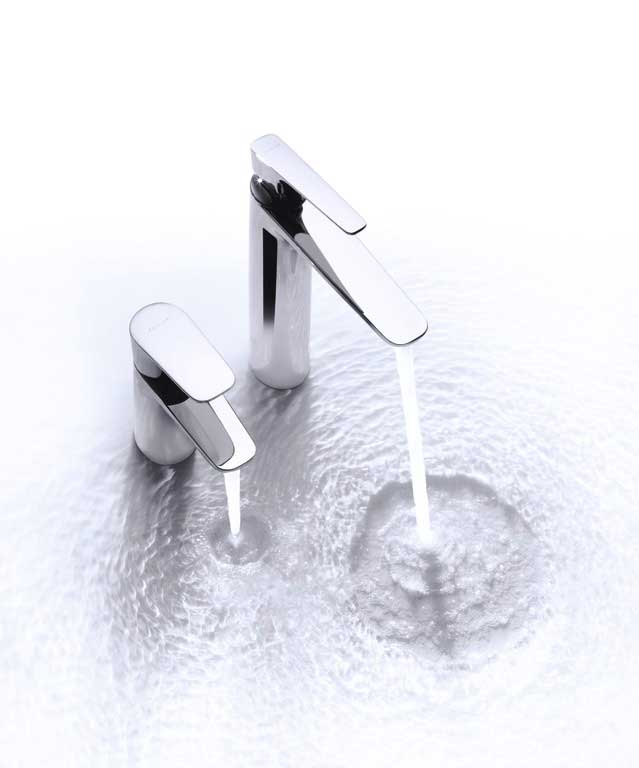Detent water-efficient technology from Kohler saves up to 50% of water