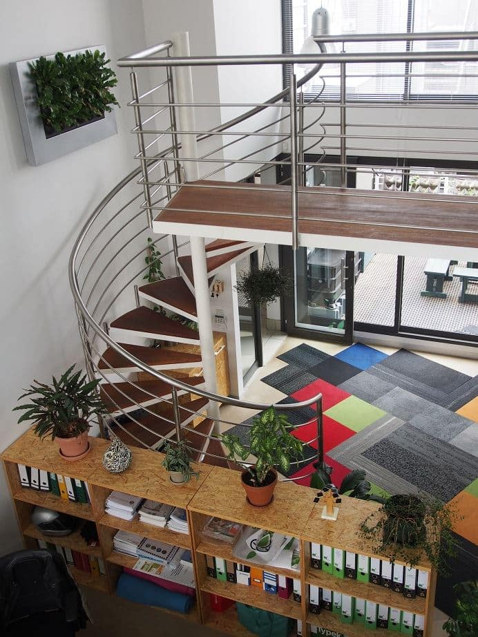 Solid Green Consulting has been awarded the first 6-Star Green Star SA Interiors v1 certification for the company's own offices in Rosebank.