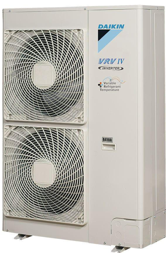Daikin's new mini-VRV IV S-Series Compact air conditioning system