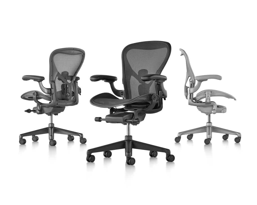 new Aeron chair that is now available in South Africa through All Office