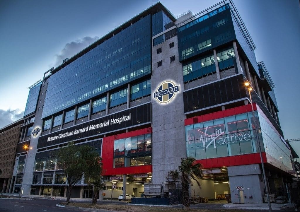 Netcare Christiaan Barnard Memorial Hospital incorporates range of green technologies