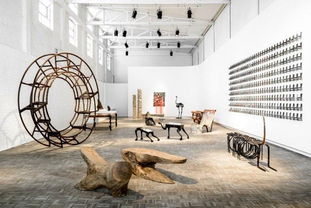 Line Between Art And Design : Transformation at southern guild cape town