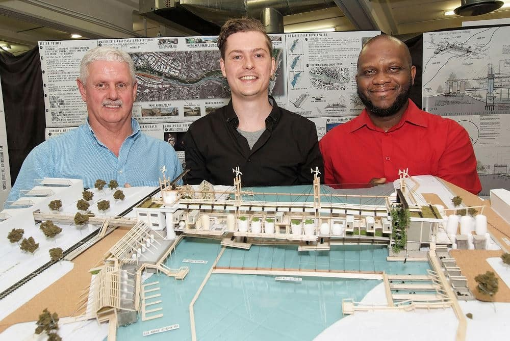 In the run-up to the 30th Corobrik Architectural Student of the Year Awards, the regional winners in KwaZulu-Natal were recently announced.