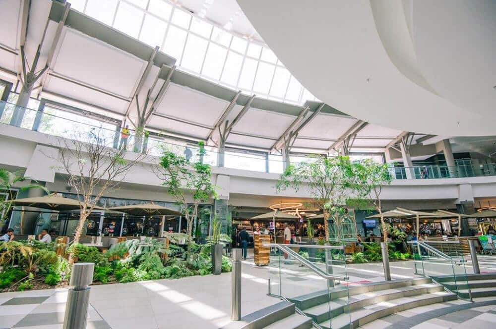 BILD Architects and Terra Ether Architects partnered for Menlyn Park Shopping Centre