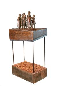MziwoxoloMakalima was Overall Winner And Sculpture Winner in the PPC Imaginarium Awards