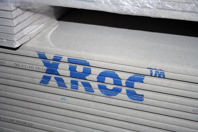Saint-Gobain Gyproc new lead-free board protection system, Xroc