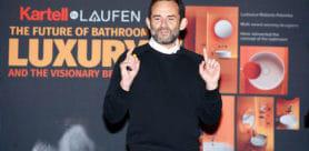 Architects and designers had the chance to interact with Roberto Palomba of Palomba Serafini Associati at three intimate events across South Africa to find out about the inspiration behind the designer range of bathroom ware, Kartell by Laufen.