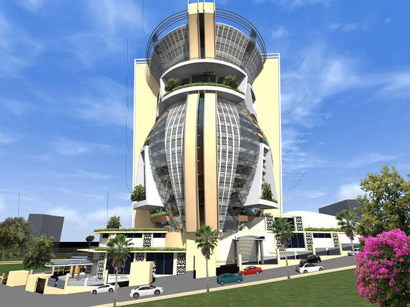The inaugural Africa Architecture Awards