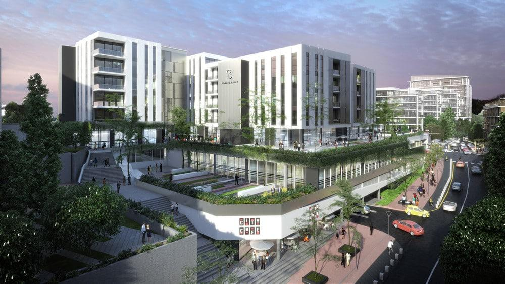 Abland and Tiber have joined forces to develop the Sandton Gate precinct, a mixed-use precinct on William Nicol Drive between Sandton Drive and Republic Road, which will include offices, residential units and a variety of lifestyle and smaller retail amenities.