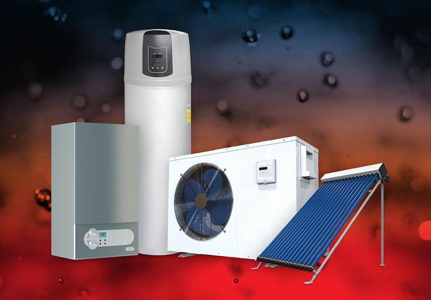 HydraTherm, has emerged in the highly competitive water-heating sector