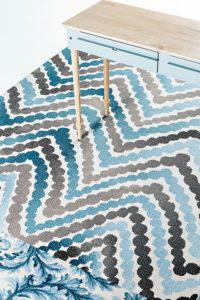 MONN launched a new rug collection