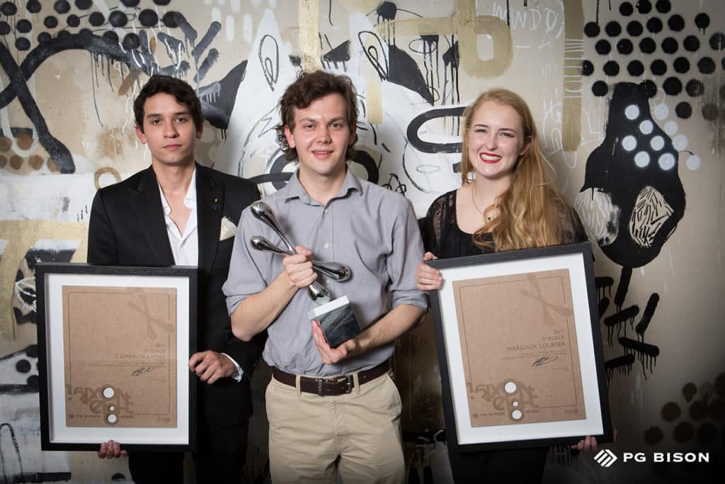 The PG Bison 1.618 Awards were held at the MESH Club in Rosebank's Keyes Art Mile in October.