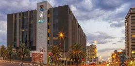FNB Namibia Holdings' @Parkside building was awarded a 5-Star Green Star Africa As Built rating by the Green Building Council