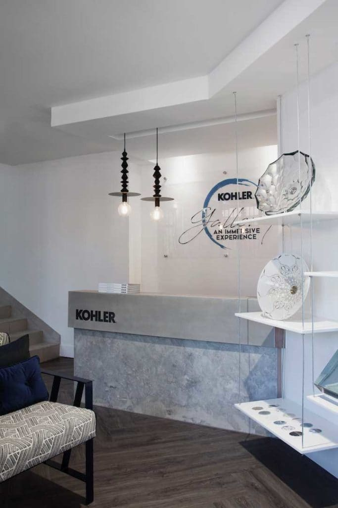 Global bathroom and kitchen fittings manufacturer Kohler has opened a newshowroom space in Bryanston, Johannesburg that celebrates South African design leaders.
