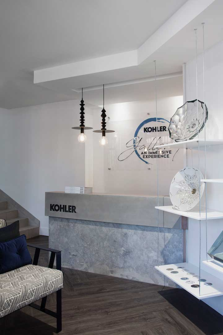 Kohler unveils new showroom space in Bryanston
