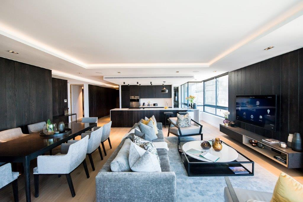 Inhouse Has Created Two Distinct Styles For The Interiors Of A New Luxury  Development On St Johnu0027s Road In Sea Point, Cape Town, Not Only Catering  For ...