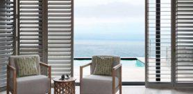 Shutters offer a number of advantages compared to curtains, shades and blinds.