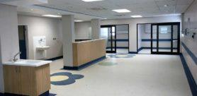 Polyflor SA recently supplied state-of-the-art flooring and wall protection