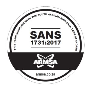 The Association of Rotational Moulders of Southern Africa (ARMSA) has announced the publication of a South African National Standard: SANS 1731:2017 for polyethylene chemical and water storage tanks.