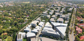 Oxford Parks, a new precinct linking Illovo to Rosebank along Oxford Road in Johannesburg