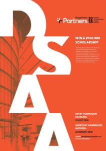 Boogertman + Partners has launched the annual Boogertman + Partners Architectural Design Scholarship Award Africa 2018