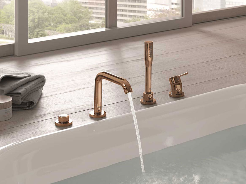 Grohe S Broadest Essence Faucet Range Offers Creative Freedom To